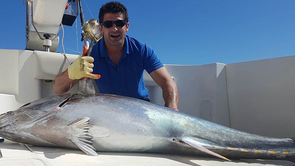 Alcudia Swordfish Bluefin Tuna Big Game Fishing in Mallorca