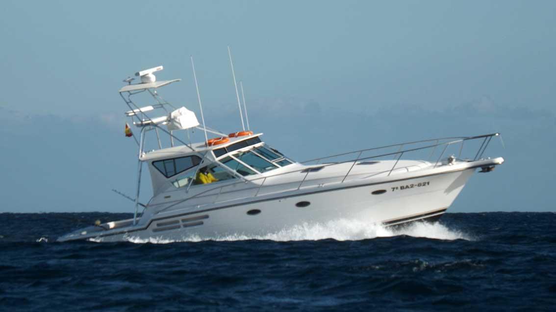 Yacht Fishing in Mallorca Alcudia