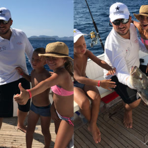Funs Family Fishing Trips in Mallorca Alcudia Family fishing Charter